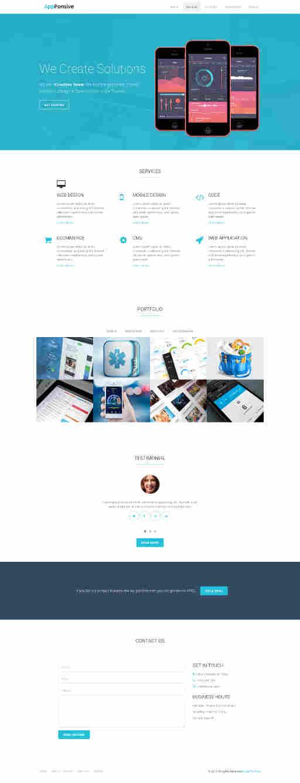 Создать партнёрский сайт