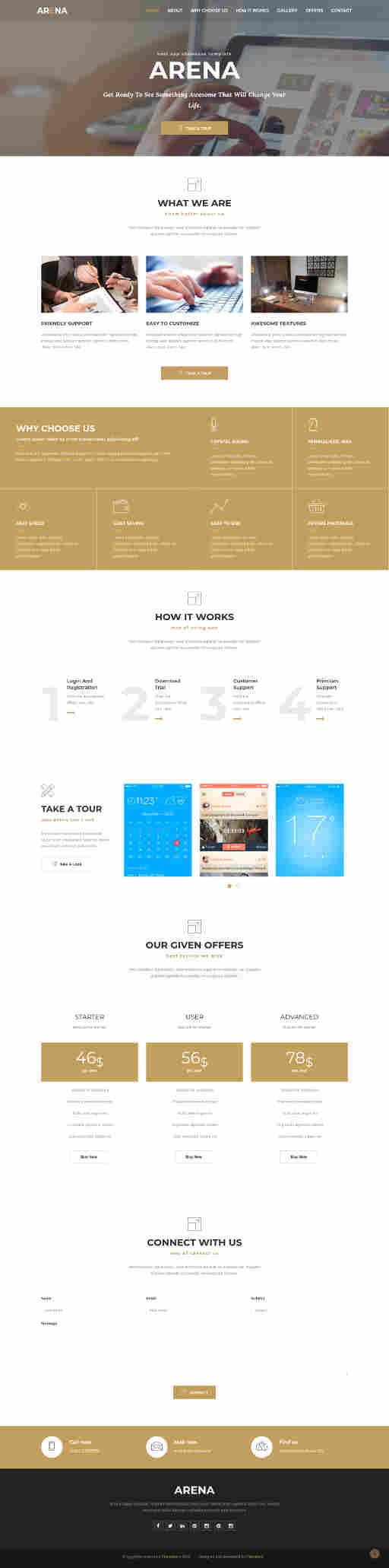 Создать выгодный сайт